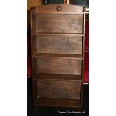 20th Century Small Oak Bookcase