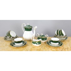 27 Piece Spode Harrogate Tea Service