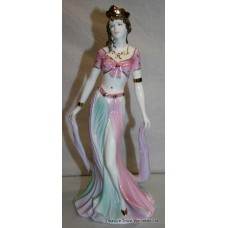 Coalport 'Salome' Figurine