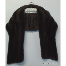 Ladies Mink Fur Stole