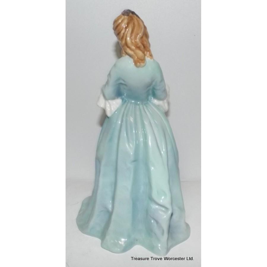 Royal Worcester Figurine Sweet Anne
