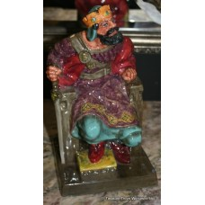 Royal Doulton Figurine 'The Old King' HN 2134