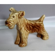 Sylvac Airedale Terrier Figurine