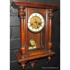 Victorian Regulator Wall Clock