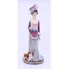 Albany Edwardian Series Figurine Lily