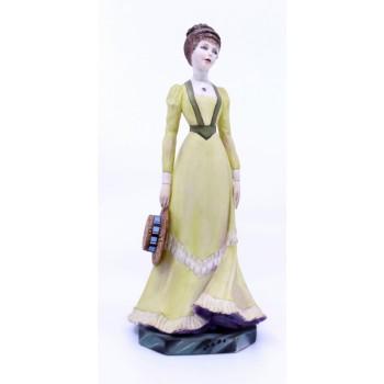 Albany Edwardian Series Figurine Amelia