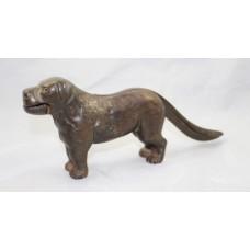 Early 20th c. Cast Iron Dog Nutcracker