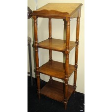 Antique Style Library Whatnot Lectern Book Stand