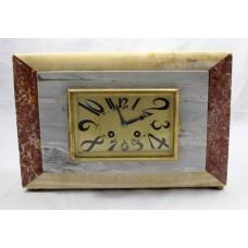 Art Deco Marble Cased Clock