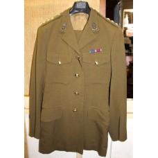 Military Army Artillery Uniform Captain Rank Gieves & Hawkes