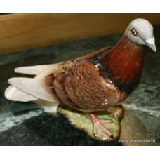 Beswick England Model '1383' Glazed Red Pigeon