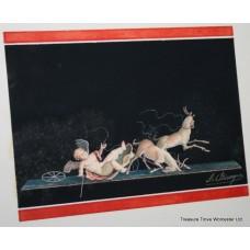 Fine Watercolour by Vincenzo Bisogno (Italian, 1886-1933)