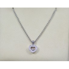 Chopard Happy Diamonds Pendant with 18ct. White Gold Chain