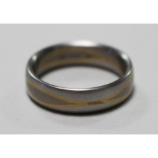 Christian Bauer Designer Platinum & 18ct Gold Ring