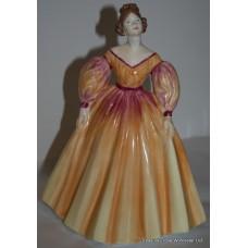 Coalport Ladies of Fashion Figurine 'Diane'