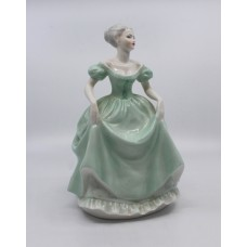 Coalport Figurine Ladies of Fashion Henrietta