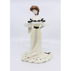 Coalport Golden Age Figurine Alexandra at the Ball