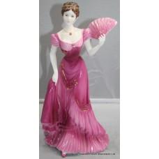 Coalport Ladies of Fashion Figurine 'Antonia'