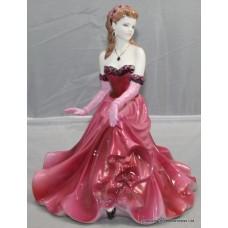 Coalport Ladies of Fashion Figurine 'Melissa'