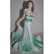 Coalport Ladies of Fashion Figurine 'Margaret'