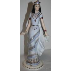 Coalport 'Queen of Sheba' Figurine