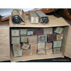 Collection of 21 Vintage Full Scale Themodist Pianola Music Rolls