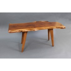 Contemporary Rustic Style Elm Coffee Table