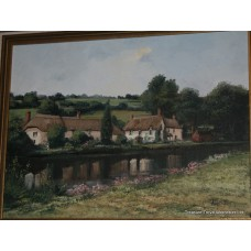 """Devon Portrait"" Malvern by Alan King AKin of Malvern"