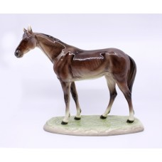 Early 20th c. Austrian Royal Belvedere Horse Sculpture