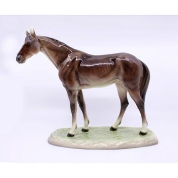 Early 20th c. Austrian Royal Belvedere Horse Sculpture