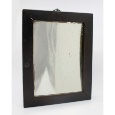 Rare Early Period English Concave Illusion Mirror