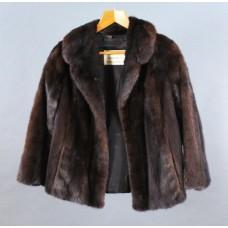 Faulkes Vintage Mink Jacket