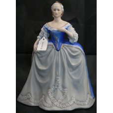Franklin Mint Figurine 'Catherine the Great'