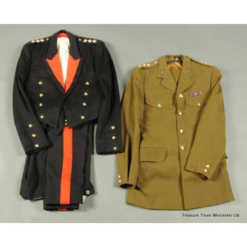 Artillery Uniform and Mess Uniform by Gieves & Hawkes