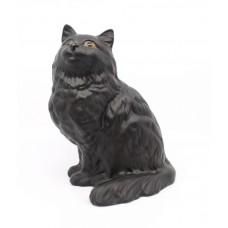 Large Beswick Black Cat 1867
