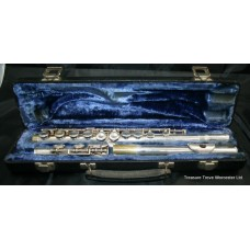 Medalist Silver Plated Flute
