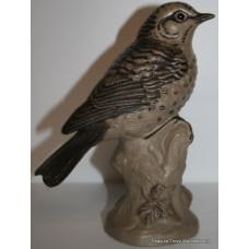 Poole Pottery Stoneware Thrush Bird