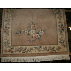 Pure Wool Chinese Rug 7 x 4 ft
