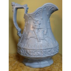 Victorian W Ridgway Son & Co Jug Pitcher