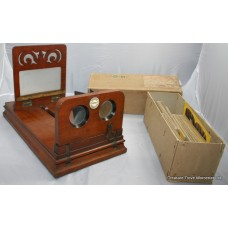 Rowsell's Patent Stereo Graphoscope
