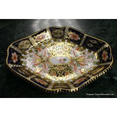 Royal Crown Derby Imari 'Old Witches'  Dish