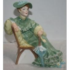 "Royal Doulton Figurine ""Ascot"" HN 2356"