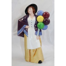 "Royal Doulton Figurine ""Balloon Lady"" HN 2935"
