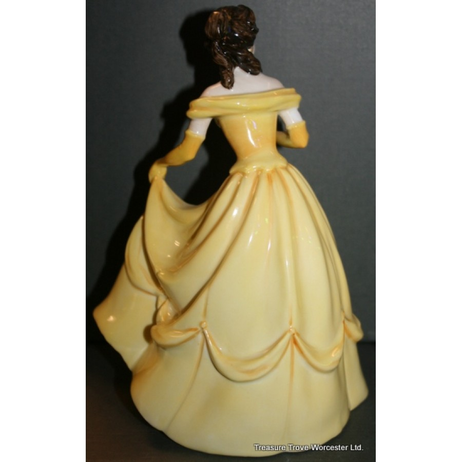 Royal Doulton Disney Princess Figurine Belle Hn 3830