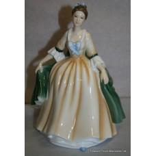 "Royal Doulton ""Elegance"" HN 2264 Figurine"