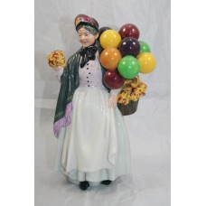 "Royal Doulton Figurine ""Biddy Pennyfarthing"" HN 1843"