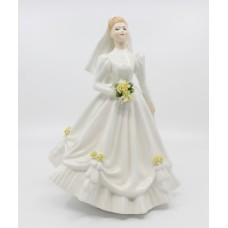 Royal Doulton Figurine Bride (White) HN 3284
