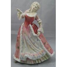 "Royal Doulton ""Caroline"" HN 3694 Figurine"