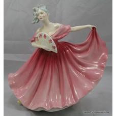 "Royal Doulton Figurine ""Elaine"" HN 3307"