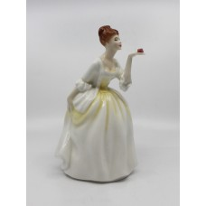 Royal Doulton Figurine Flower of Love HN 2460